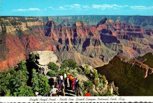 Arizona Grand Canyon North Rim Bright Angel Point