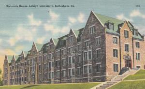 Richards House at Lehigh University - Bethlehem PA, Pennsylvania - Linen