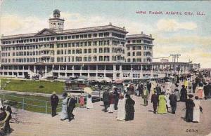 Hotel Rudolf, Atlantic City, New Jersey, 00-10s