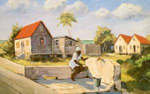 West Indies - Barbados, St. James, Holetown