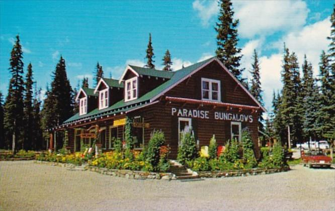 Canada Lake Louise Paradise Lodge and Bungalows