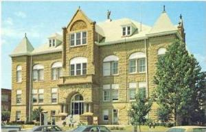 Court House , Kirksville, Missouri, 50-60s