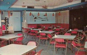 ST-GERMAIN, Quebec, 1960-70s ; Restaurant Central BAR-B-Q