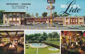 Canada Montreal St Leonard Motel Lido