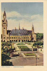 Netherlands Den Haag Vredespaleis