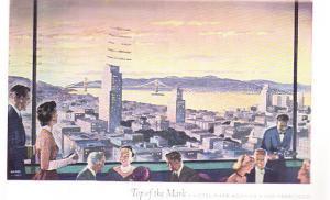 Top of the Mark -  Hotel Mark Hopkins - San Francisco