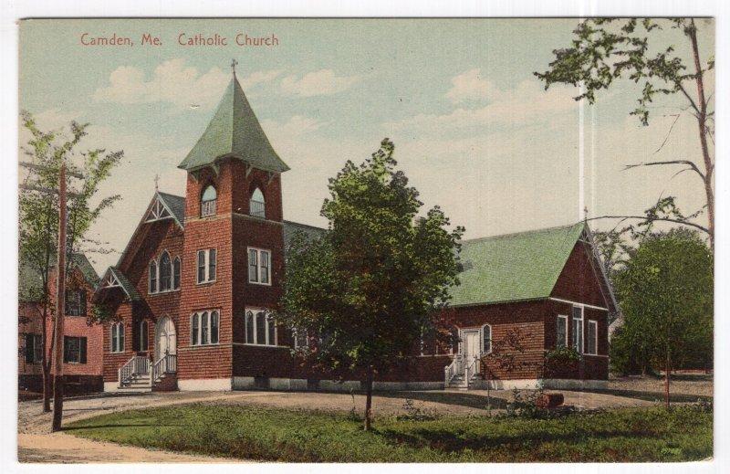 Camden, Me, Catholic Church
