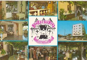 Spain Alicante El Abir Alfaz Del Pi Restaurante Las Dos Estrellas