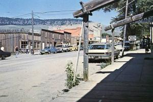 MT - Virginia City, Street Scene