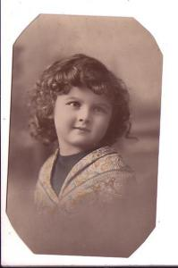 Photo Pretty Young Girl,  Bromide Studies, Prussia