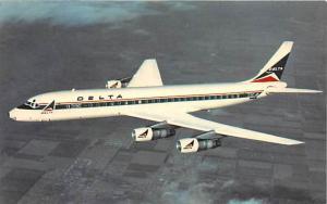 Delta, Douglas DC-8 Fanjet