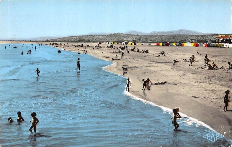 France Port la Nouvelle La Plage Beach Strand