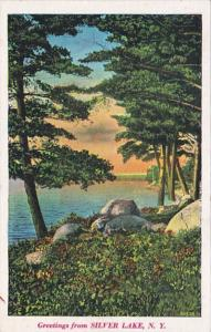 New York Greetings From Silver Lake 1938