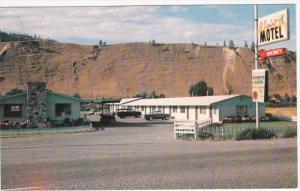 El Camino Motel, KAMLOOPS, B.C., Canada, 1940-1960s