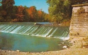 Indiana Laurel Whitewater Canal Feeder Dam