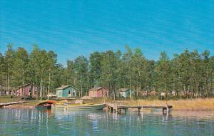 Canada North Star Camp Waterhen River Manitoba