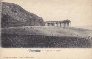 Segesta- Tempio, Taormina (Messina), Sicily, Italy, 1900-1910s