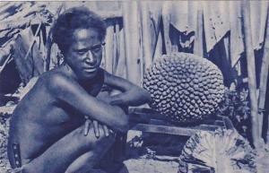 Missions D'Oceanie , Type d'indigene, 1910s