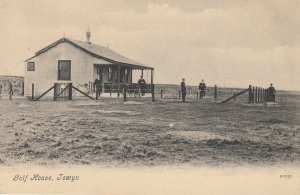 TOWYN , Cinwy , Wales , 1900-10s ; Golf Course