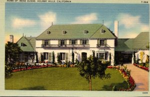 California Hollywood Home Of Irene Dunne Holmby Hills 1941