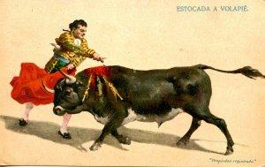 Bullfighting - Lunge to Volapie
