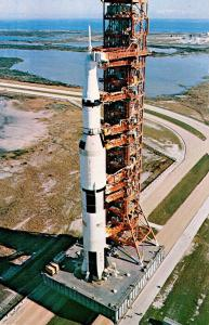 FL - Kennedy Space Center. The NASA Apollo 16   (NASA/Astronomy