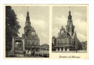 Groeten uit Alkmaar, Netherlands , PU-1930s