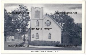 Episcopal Church, Angola NY