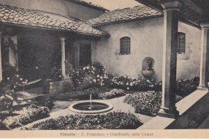 FIESOLE, Italy, 00-10s ; S. Francesco - Giardinetto della Chiesa