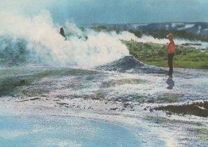 Hveravellir Iceland Postcard