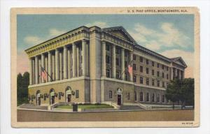 U. S. Post Office, Montgomery, Alabama, 1930-1940s