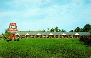 Maryland Upper Marlboro The Bragg Motel