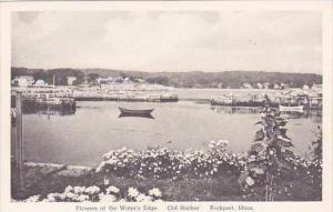 Massachusetts Rockport Old Harbor Albertype