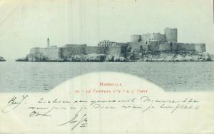 France Marseille Le Chateau 01.72