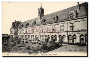 Laval Postcard Old Courthouse