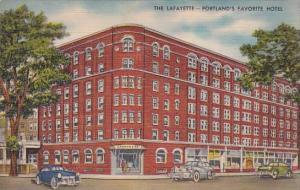 The Lafayette Portlands Favorite Hotel Portland Maine