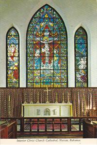 Bahamas Nassau Interior Christ Church Cathedral