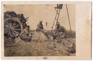 RPPC - Soldiers & Wagon ?
