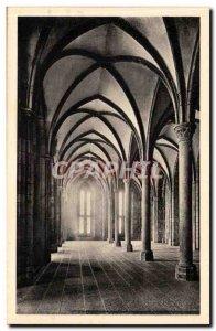 Le Mont Saint Michel - Breakfast Room - Old Postcard