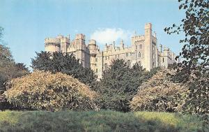 Arundel The Norman Castle Home of the Duke of Norfolk Park Chateau Schloss