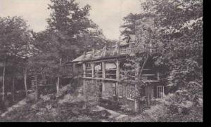 Vermont Rutland Green Mountain Club Long Trail Lodge Albertype