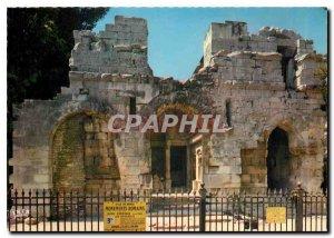 Modern Postcard Nimes (Gard) The Temple of Diana (1st c. BC)