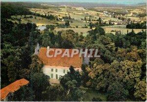 Modern Postcard St Astier Dordogne Chateau Puy Ferrat