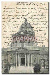 Old Postcard Paris Val de Grace