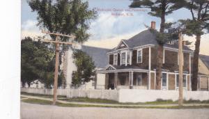 Methodist Church & Parsonage , Bathurst , New Brunswick , Canada 1900-10s