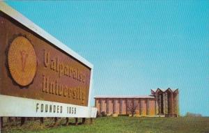 Indiana Valparaiso University Chapel East Campus
