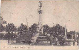 France Besancon Fontaine de Flore