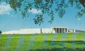 The Harry S. Truman Library, Missouri, 40-60s