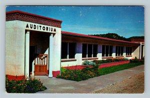 Glorieta NM, Glorieta Baptist Assembly, Chrome New Mexico Postcard