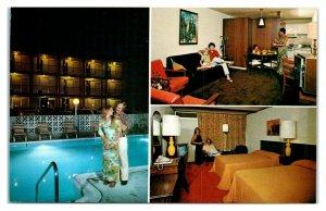 1970s The Sundowner Motel, Virginia Beach, VA Postcard *6L(2)21